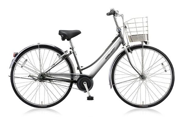 【送料無料】 ブリヂストン 27型 自転車 アルベルト L型(M.スパークシルバー/内装5段変速) ABL75 【2018年モデル】【組立商品につき返品不可】 【代金引換配送不可】