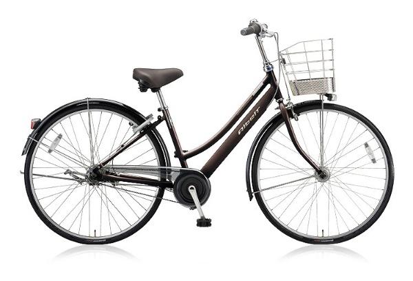 【送料無料】 ブリヂストン 27型 自転車 アルベルト L型(M.アンバーブラウン/内装5段変速) ABL75 【2018年モデル】【組立商品につき返品不可】 【代金引換配送不可】