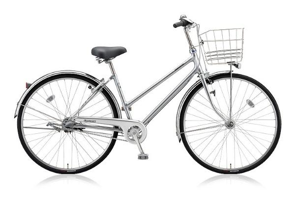 【送料無料】 ブリヂストン 26型 自転車 キャスロング S型(M.ブリリアントシルバー/内装3段変速) CS63SP 【2018年モデル】【組立商品につき返品不可】 【代金引換配送不可】