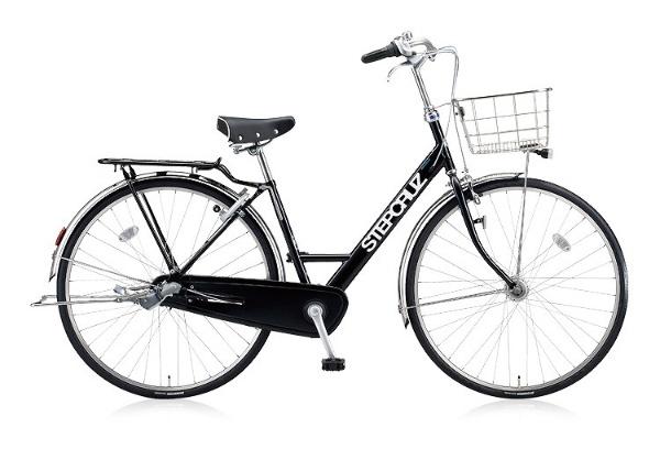 【送料無料】 ブリヂストン 27型 自転車 STEP CRUZ DX(E.Xブラック/内装3段変速) ST7TP 【2018年モデル】【組立商品につき返品不可】 【代金引換配送不可】