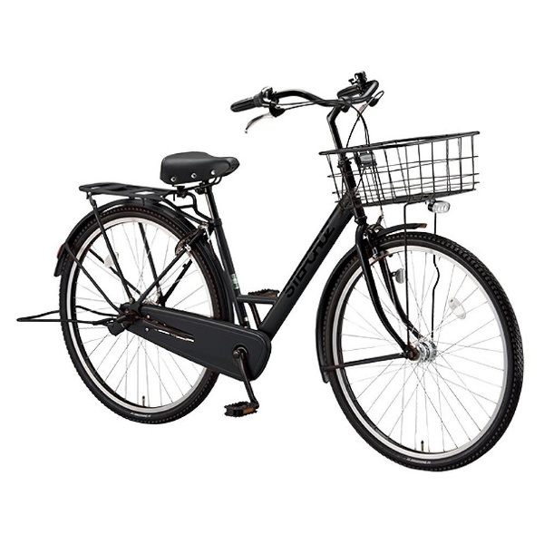 【送料無料】 ブリヂストン 26型 自転車 STEP CRUZ(T.Xクロツヤケシ/シングルシフト) ST60T 【2018年モデル】【組立商品につき返品不可】 【代金引換配送不可】