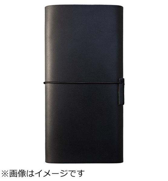 【送料無料】 アンドデザイン iPhone Plus用 レザーケース MYNUS TOCHIGI LEATHER CASE 167 MY-LT167I-BK ブラック MY-LT167I-BK 手帳型ケース MY-LT167I-BK