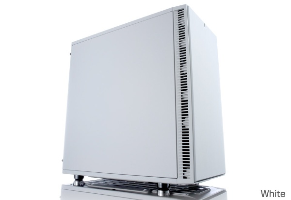 【送料無料】 FRACTALDESIGN PCケース Fractal Design Define Mini C FD-CA-DEF-MINI-C-WT ホワイト