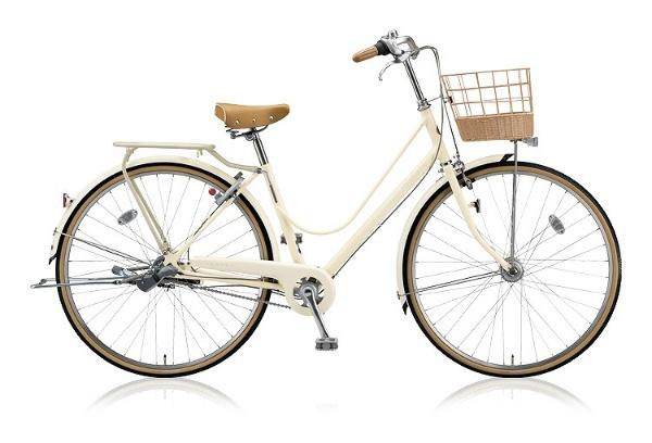【送料無料】 ブリヂストン 26型 自転車 カジュナ スイートライン(E.Xエッグシェルベージュ/内装3段変速) CJS63T【2018年モデル】【組立商品につき返品不可】 【代金引換配送不可】