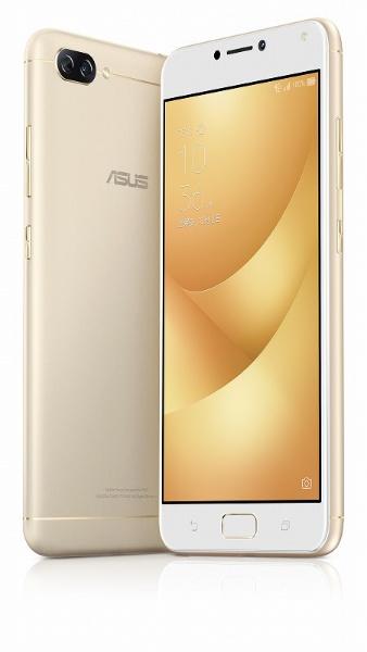 【送料無料】 ASUS エイスース Zenfone 4 Max Proサンライトゴールド「ZC554KL-GD32S4BKS」 Snapdragon 430 5.5型メモリ/ストレージ:4GB/32GB nanoSIM×2 DSDS対応 ドコモ/au/YmobileSIM対応 SIMフリースマートフォン【ビックカメラグループ独占販売】[ZC554KLG