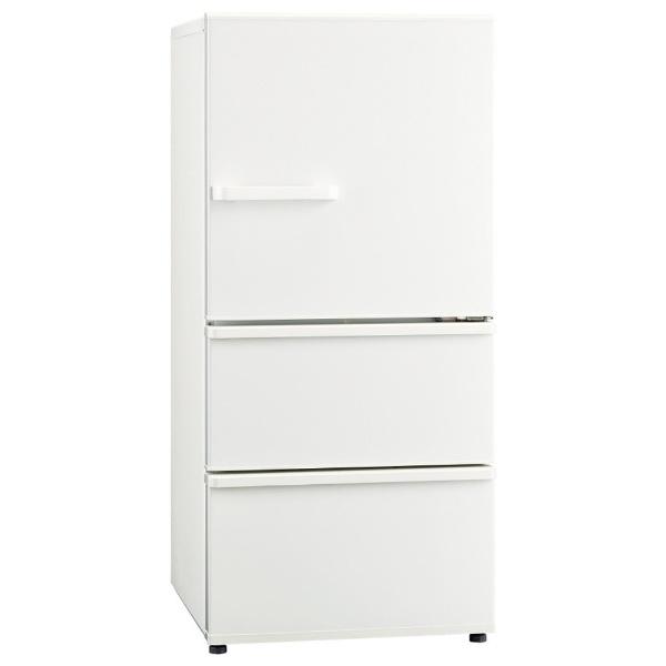 【標準設置費込み】 AQUA アクア 【1000円OFFクーポン 9/6 23:59まで!】AQR-SV24G(W) 冷蔵庫 アンティークホワイト [3ドア /右開きタイプ /238L]