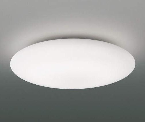 【送料無料】 コイズミ KOIZUMI リモコン付LEDシーリングライト (~8畳) AH42960L 調光・調色(昼光色~電球色)[AH42960L]