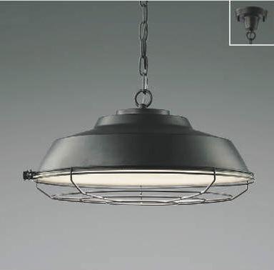 【送料無料】 コイズミ KOIZUMI リモコン付LEDペンダントライト (~8畳) AP47610L 調光・調色(昼光色~電球色)[AP47610L]
