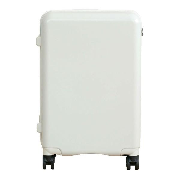 【送料無料】 アマダナタグレーベル TSAロック搭載スーツケース amadana TAG label ハードジッパー AT-SC11M マットホワイト 【ビックカメラグループオリジナル】