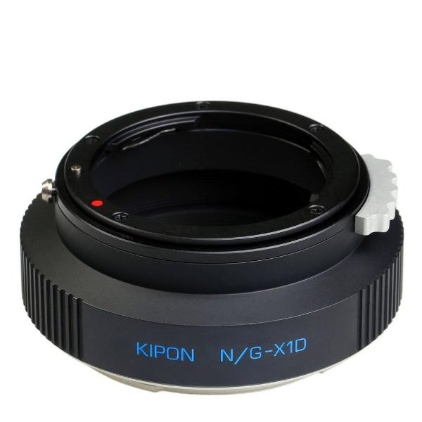 【送料無料】 キポン マウントアダプター Mamiya645-X1D【ボディ側:マミヤ645マウント/レンズ側:ハッセルブラッドX1D】[M645X1D]