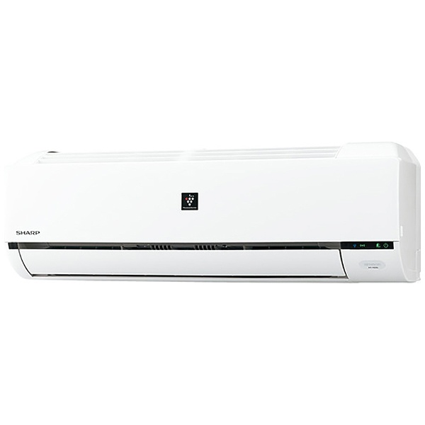 【標準工事費込!】 シャープ SHARP AY-H40D-W エアコン H-Dシリーズ ホワイト系 [おもに14畳用 /100V]