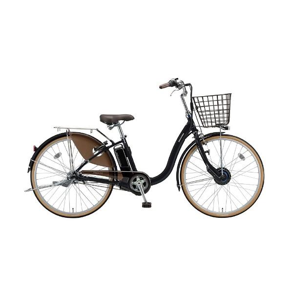 【送料無料】 ブリヂストン 26型 電動アシスト自転車 フロンティア(クロツヤケシ/内装3段変速) F6CB28【2018年/オリジナルカラーモデル】【組立商品につき返品不可】 【代金引換配送不可】