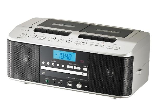 【送料無料】 東芝 TOSHIBA CDラジカセ(ラジオ+CD+カセットテープ) TY-CDW99(N) サテンゴールド [ワイドFM対応]
