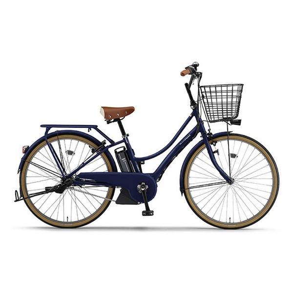 【送料無料】 ヤマハ YAMAHA 26型 電動アシスト自転車 PAS Ami(マットネイビー/内装3段変速) 18PA26A【2018年モデル】【組立商品につき返品不可】 【代金引換配送不可】【メーカー直送・代金引換不可・時間指定・返品不可】