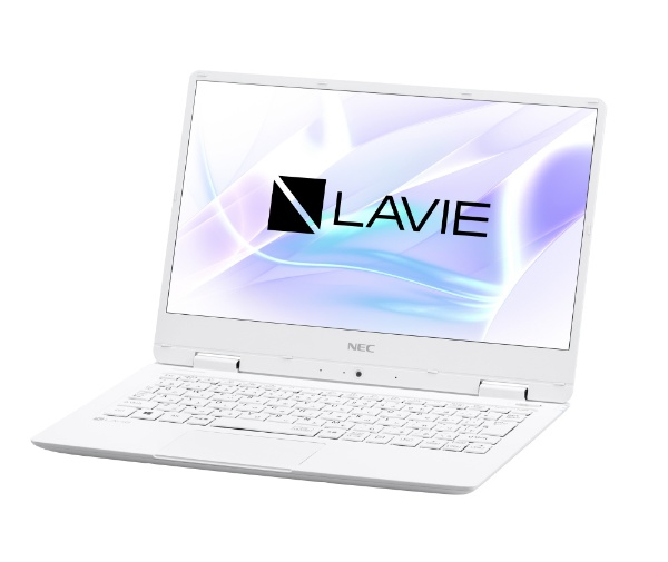 【送料無料】 NEC エヌイーシー LAVIE Note Mobile 12.5型ノートPC[Office付き・Win10 Home・Core i5・SSD 256GB・メモリ 8GB]2018年春モデル PC-NM550KAW パールホワイト