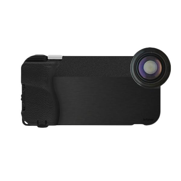 【送料無料】 BITPLAY SNAP! 8 Photographer Set(物理シャッターボタン搭載iPhone8 Plus/7 Plus用ケース + プレミアムHD望遠レンズ)