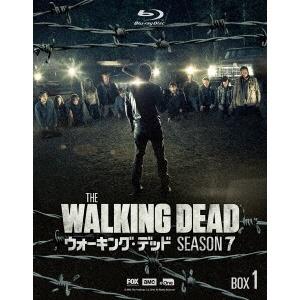 【送料無料】 角川映画 ウォーキング・デッド7 Blu-ray BOX-1【ブルーレイ ソフト】