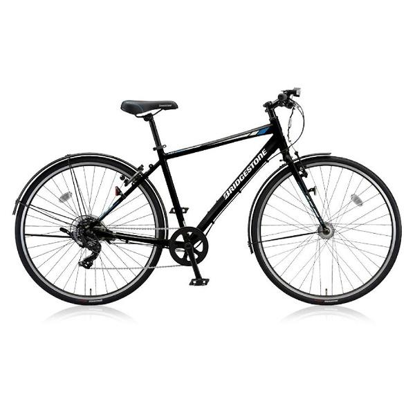【送料無料】 ブリヂストン 27型 クロスバイク TB1(E.Xブラック/420サイズ《適応身長:146cm以上》) TB420【2018年モデル】【組立商品につき返品不可】 【代金引換配送不可】