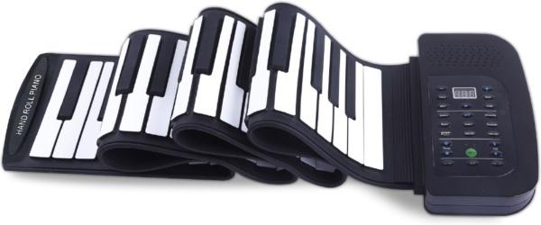 【送料無料】 Smaly Smaly ロールアップピアノ88鍵 piano-88