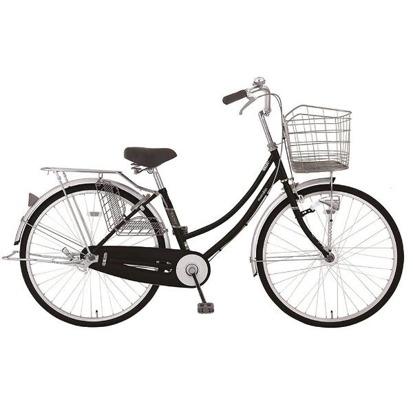 【送料無料】 MARUKIN 27型 自転車 レイニーホームHD 271-K(ブラック/シングルシフト) MK-18-012【2018年モデル】【組立商品につき返品不可】 【代金引換配送不可】【メーカー直送・代金引換不可・時間指定・返品不可】