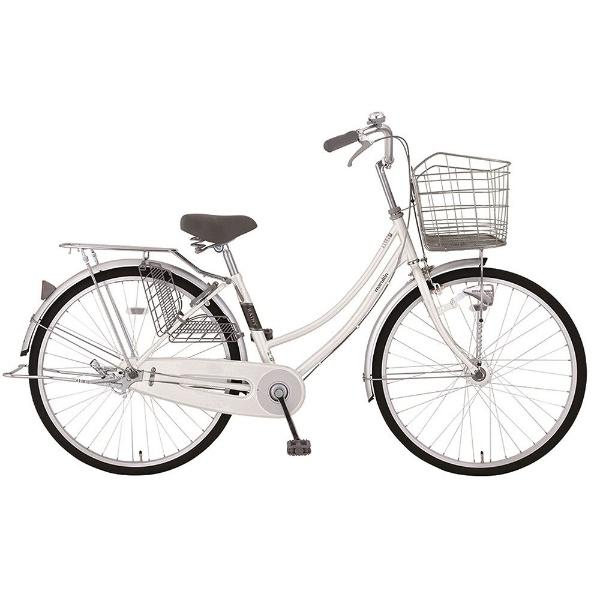 【送料無料】 MARUKIN 27型 自転車 レイニーホームHD 273-K(ホワイト/内装3段変速) MK-18-013【2018年モデル】【組立商品につき返品不可】 【代金引換配送不可】【メーカー直送・代金引換不可・時間指定・返品不可】