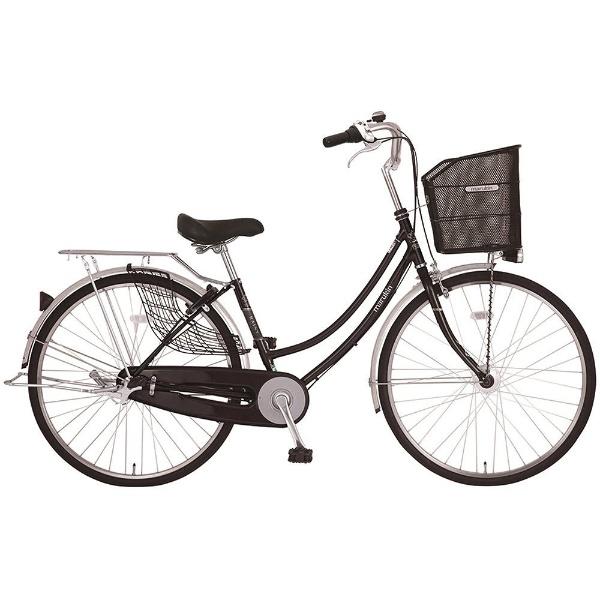【送料無料】 MARUKIN 26型 自転車 レイニープレミアH 263-K(ブラック/内装3段変速) MK-18-002【2018年モデル】【組立商品につき返品不可】 【代金引換配送不可】【メーカー直送・代金引換不可・時間指定・返品不可】