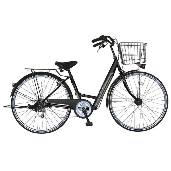 【送料無料】 MARUKIN 27型 自転車 レアルタホーム 276-K(m-ブラック/外装6段変速) MK-18-026【2018年モデル】【組立商品につき返品不可】 【代金引換配送不可】【メーカー直送・代金引換不可・時間指定・返品不可】