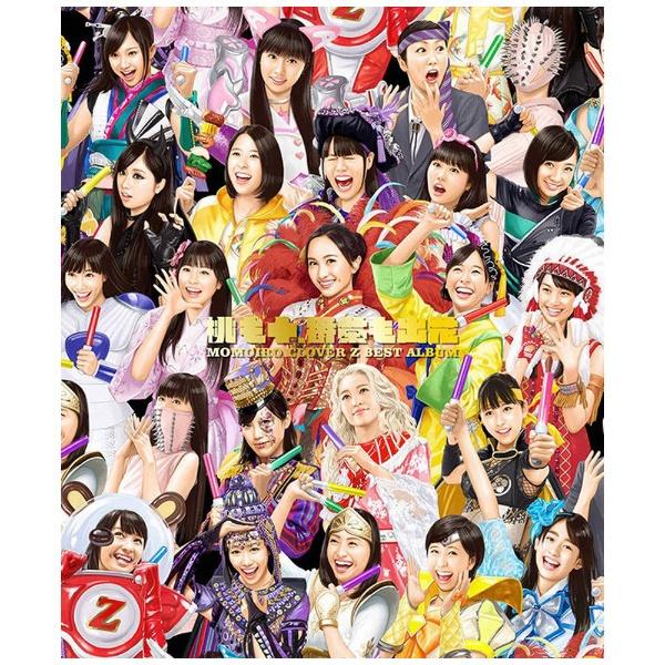 【送料無料】 キングレコード ももいろクローバーZ/ MOMOIRO CLOVER Z BEST ALBUM 「桃も十、番茶も出花」 初回限定 -モノノフパック-【CD】