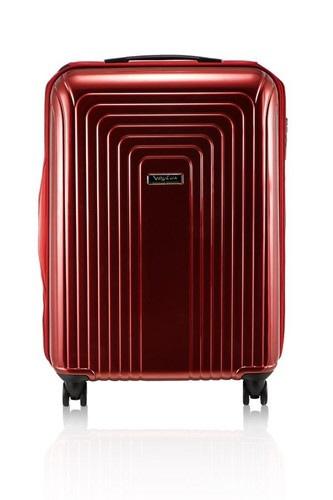 【送料無料】 ALIFE VERTICAL 26 レッド 折りたたみスーツケース64L