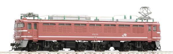 【送料無料】 トミーテック 【HOゲージ】HO-163 JR EF81-600形電気機関車(JR貨物更新車)