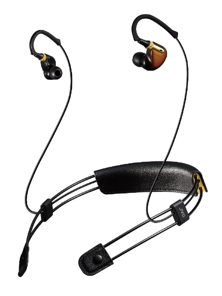 【送料無料】 JVC ジェイブイシー ブルートゥースイヤホン カナル型 XE-M10BT-T ビンテージブラウン [マイク対応 /ネックバンド /Bluetooth]