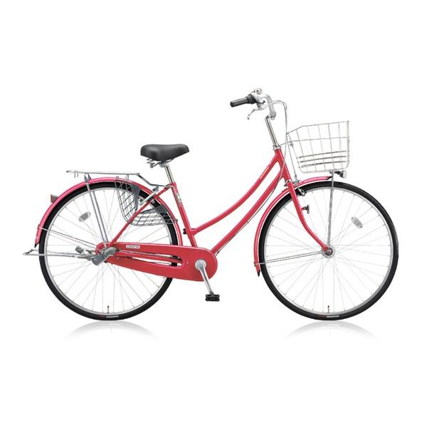 【送料無料】 ブリヂストン 27型 自転車 スクリッジ W型(E.Xチェリーローズ/内装3段変速) SR73WT 【2018年/点灯虫モデル】【組立商品につき返品不可】 【代金引換配送不可】
