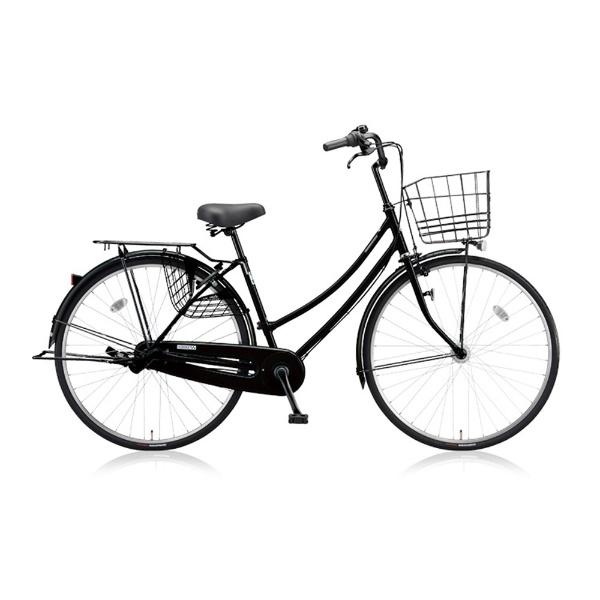 【送料無料】 ブリヂストン 27型 自転車 スクリッジ W型(E.Xブラック&BK/内装3段変速) SR73WT 【2018年/点灯虫モデル】【組立商品につき返品不可】 【代金引換配送不可】