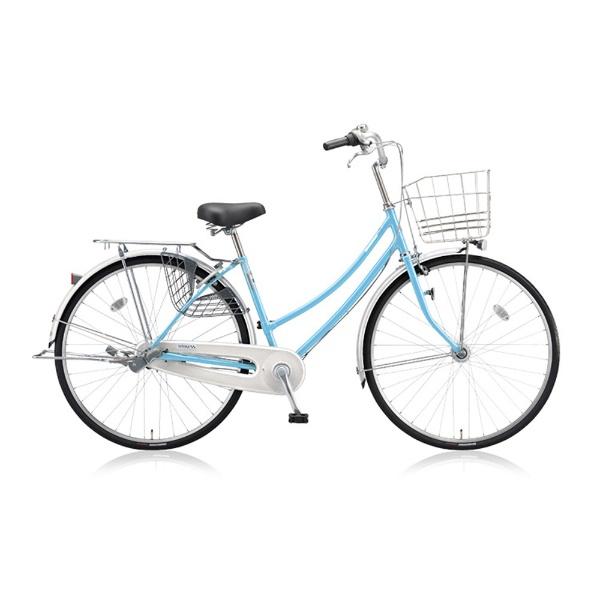 【送料無料】 ブリヂストン 26型 自転車 スクリッジ W型(M.Xブリアスカイ/内装3段変速) SR63WT 【2018年/点灯虫モデル】【組立商品につき返品不可】 【代金引換配送不可】