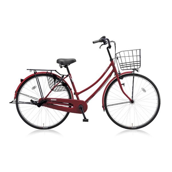【送料無料】 ブリヂストン 26型 自転車 スクリッジ W型(F.Xスターレッド&BK/内装3段変速) SR63WT 【2018年/点灯虫モデル】【組立商品につき返品不可】 【代金引換配送不可】