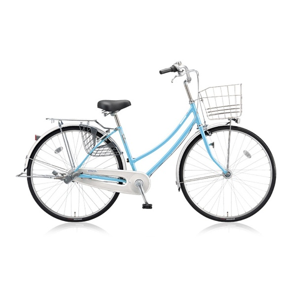 【送料無料】 ブリヂストン 27型 自転車 スクリッジ W型(M.Xブリアスカイ/シングルシフト) SR70WT 【2018年/点灯虫モデル】【組立商品につき返品不可】 【代金引換配送不可】
