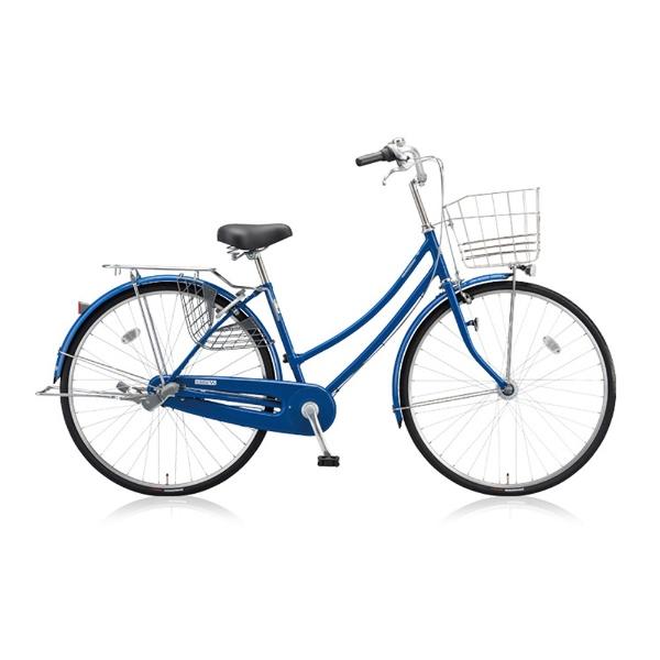 【送料無料】 ブリヂストン 26型 自転車 スクリッジ W型(F.Xソリッドブルー/シングルシフト) SR60WT 【2018年/点灯虫モデル】【組立商品につき返品不可】 【代金引換配送不可】