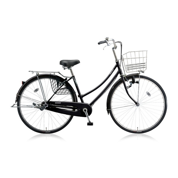 【送料無料】 ブリヂストン 27型 自転車 スクリッジ W型(E.Xブラック/シングルシフト) SR70W 【2018年モデル】【組立商品につき返品不可】 【代金引換配送不可】