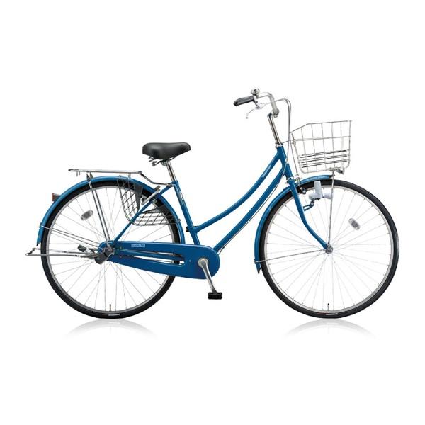 【送料無料】 ブリヂストン 27型 自転車 スクリッジ W型(F.Xソリッドブルー/シングルシフト) SR70W 【2018年モデル】【組立商品につき返品不可】 【代金引換配送不可】