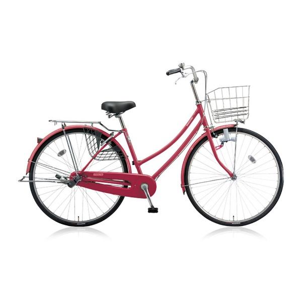 【送料無料】 ブリヂストン 27型 自転車 スクリッジ W型(E.Xチェリーローズ/シングルシフト) SR70W 【2018年モデル】【組立商品につき返品不可】 【代金引換配送不可】