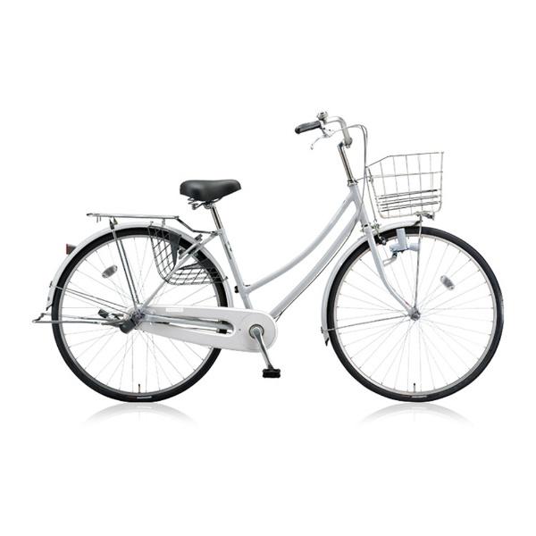 【送料無料】 ブリヂストン 26型 自転車 スクリッジ W型(M.XRシルバー/シングルシフト) SR60W 【2018年モデル】【組立商品につき返品不可】 【代金引換配送不可】