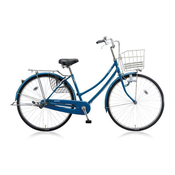 【送料無料】 ブリヂストン 26型 自転車 スクリッジ W型(F.Xソリッドブルー/シングルシフト) SR60W 【2018年モデル】【組立商品につき返品不可】 【代金引換配送不可】