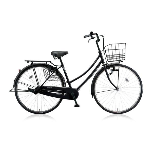 【送料無料】 ブリヂストン 26型 自転車 スクリッジ W型(E.Xブラック&BK/シングルシフト) SR60W 【2018年モデル】【組立商品につき返品不可】 【代金引換配送不可】