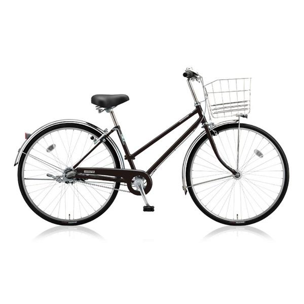 【送料無料】 ブリヂストン 27型 自転車 スクリッジ S型(E.Xブラック/内装3段変速) SR73ST 【2018年/点灯虫モデル】【組立商品につき返品不可】 【代金引換配送不可】