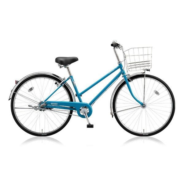 【送料無料】 ブリヂストン 27型 自転車 スクリッジ S型(E.Xエスニックターコイズ/内装3段変速) SR73ST 【2018年/点灯虫モデル】【組立商品につき返品不可】 【代金引換配送不可】