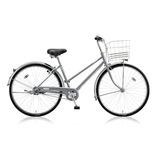 【送料無料】 ブリヂストン 27型 自転車 スクリッジ S型(M.Xガンメタグレー/内装3段変速) SR73ST 【2018年/点灯虫モデル】【組立商品につき返品不可】 【代金引換配送不可】