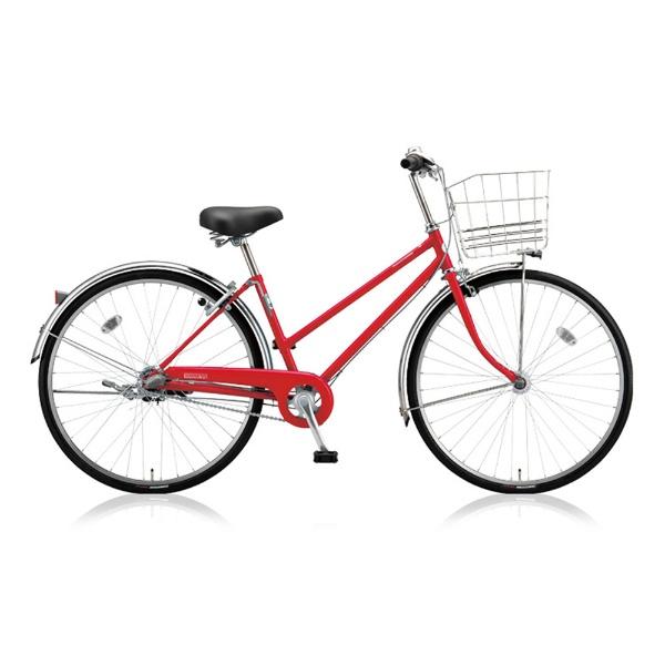 【送料無料】 ブリヂストン 26型 自転車 スクリッジ S型(E.Xアクティブレッド/内装3段変速) SR63ST 【2018年/点灯虫モデル】【組立商品につき返品不可】 【代金引換配送不可】