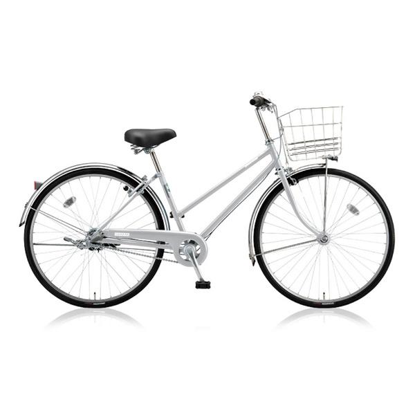 【送料無料】 ブリヂストン 27型 自転車 スクリッジ S型(M.XRシルバー) SR70ST 【2018年/点灯虫モデル】【組立商品につき返品不可】 【代金引換配送不可】