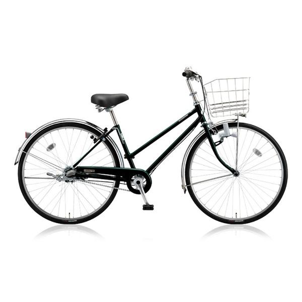 【送料無料】 ブリヂストン 27型 自転車 スクリッジ S型(E.Xブラック/内装3段変速) SR73S 【2018年モデル】【組立商品につき返品不可】 【代金引換配送不可】
