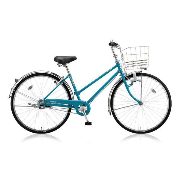 【送料無料】 ブリヂストン 27型 自転車 スクリッジ S型(E.Xエスニックターコイズ/内装3段変速) SR73S 【2018年モデル】【組立商品につき返品不可】 【代金引換配送不可】